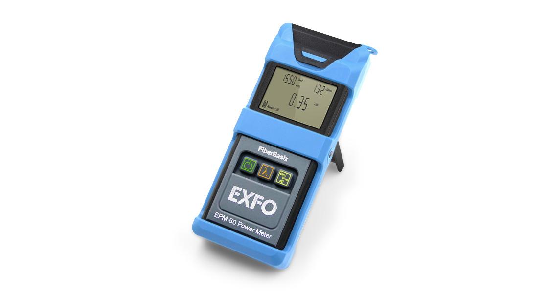 Photomètres  EXFO EPM-53X Handheld Optical Power Meter