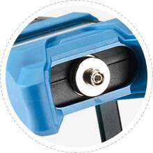 Fiber Optic Light Source Interchangeable Connectors