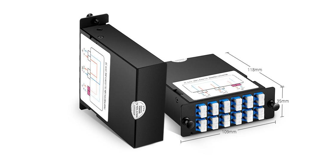 Cassettes FHD TAP TAP óptico pasivo para la visibilidad del tráfico
