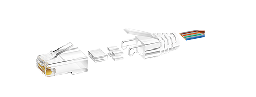 Cat6 Patchkabel  Snagless-Design
