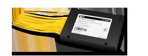 ABS PLC Splitter 2.0mm G.657A1 for Fiber Input/Output