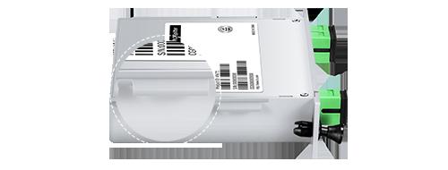 Customized PLC Splitter  High Environmental Stability