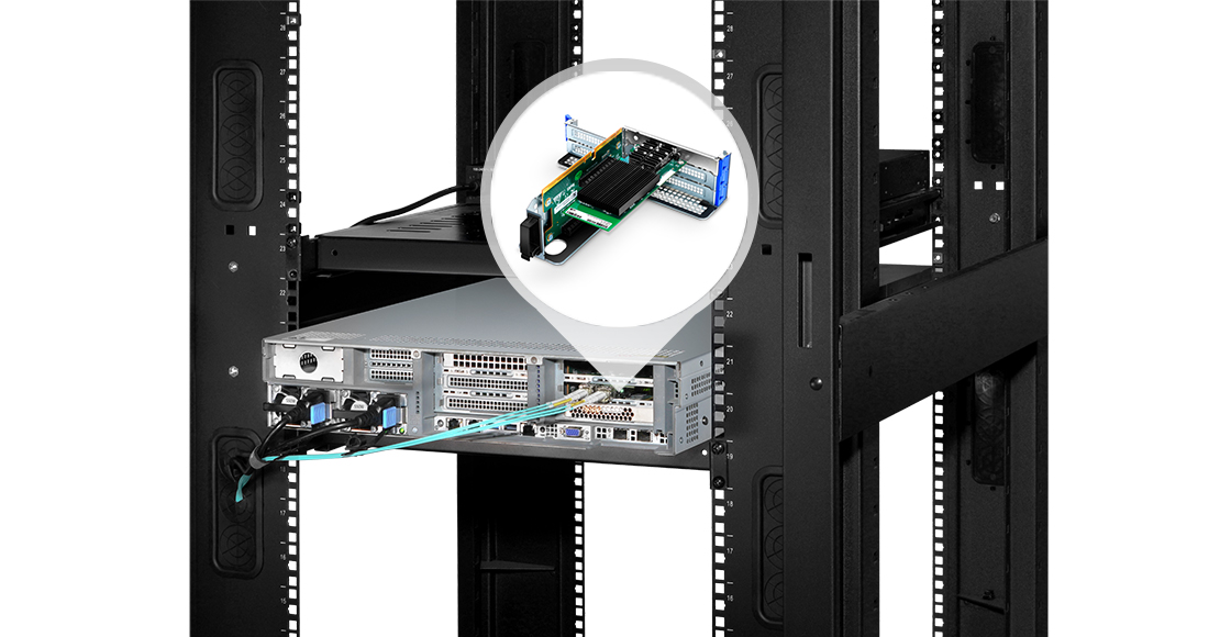 10G PCIe Adapters Large-Scale Compatibility