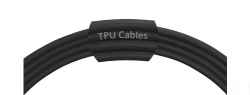 Military Grade Fiber Cables  TPU Outer Jacket