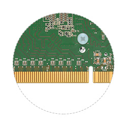 40G PCIe Adapters System Interface Type
