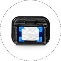 Nettoyage Fibre Optique Conseil pour les connecteurs MPO 8/12/24 Fibres
