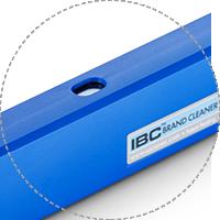 Nettoyage Fibre Optique Indique la quantité de tissus de nettoyage restant