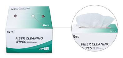 Nettoyage Fibre Optique Boîte de Distribution POP-UP pour Économiser d'Espace
