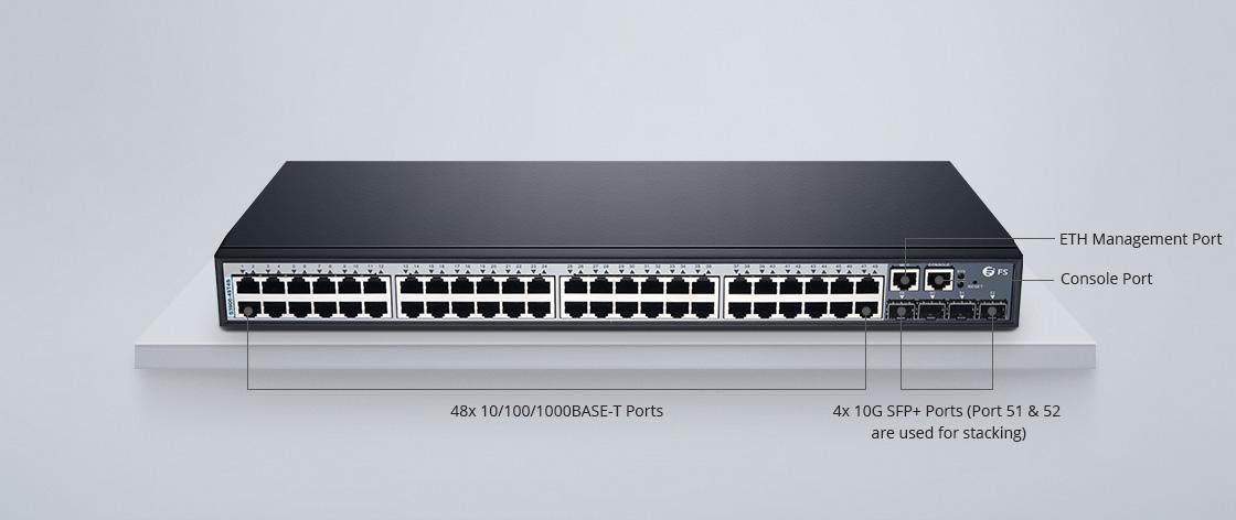 1G/10Gスイッチ 高速10Gアップリンクを備えたギガビットスイッチ