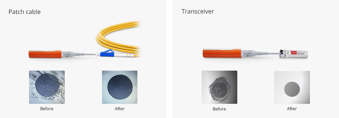光ファイバ清掃用具 なぜFS光ファイバクリーナーを選びます?