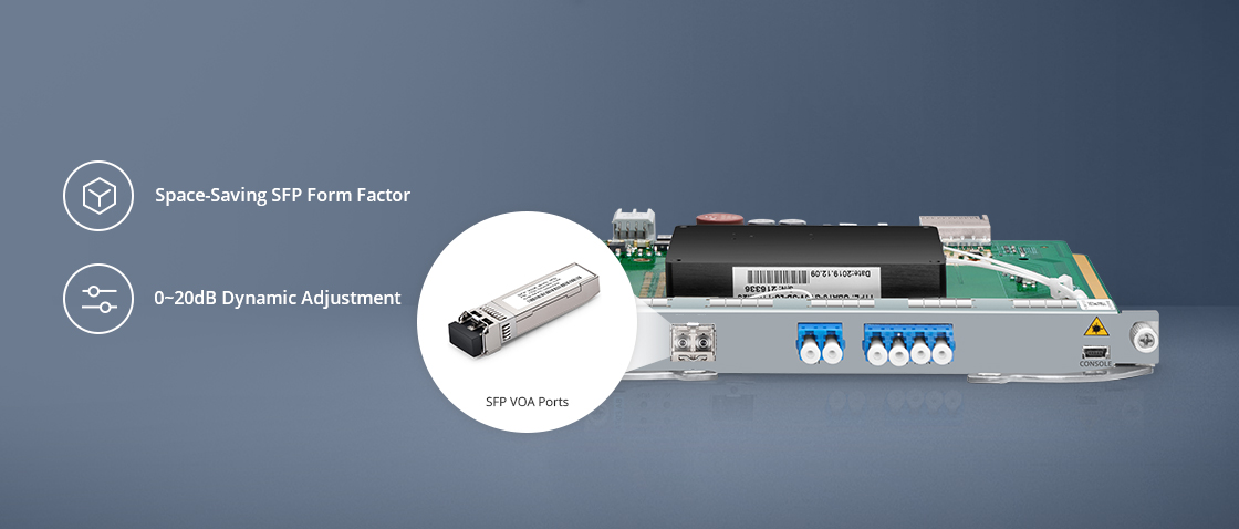 Chassis & Accessories Dynamic Optical Power Management