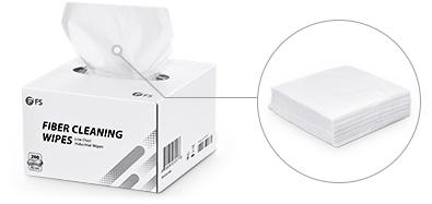 Limpiadores de Fibra Óptica  Dispensación antiestática