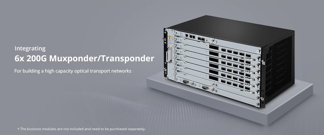Chasis y accesorios Plataforma compacta y altamente integrada de 5U