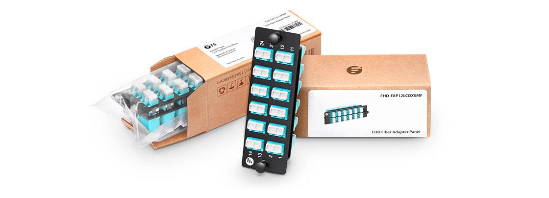 Fibre Optic Panels A Kraft Paper Material Packaging