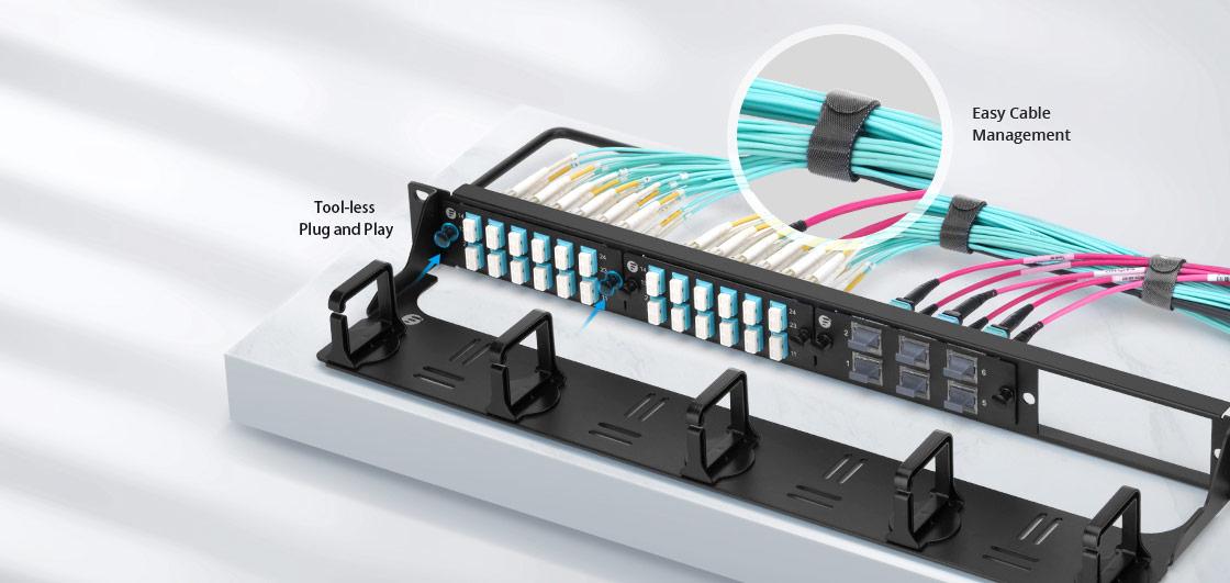 Distribuidores modulares Implementación rápida y mantenimiento simple