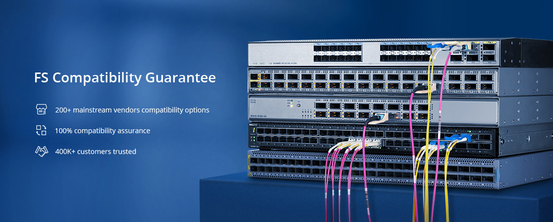 Cisco Fully Compatibility Tested in Host Devices