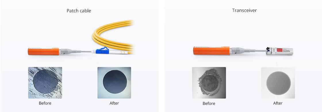 LWL-Reinigungswerkzeug Warum wählen Sie LWL-Reinigungswerkzeuge von FS