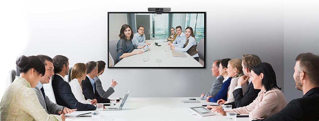 Konferenzkamera Hohe Kompatibilität mit Software und Betriebssystemen