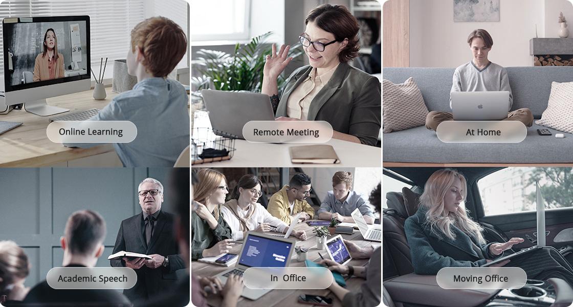 Micrófono para videoconferencia Opción ideal para tu sala de conferencias