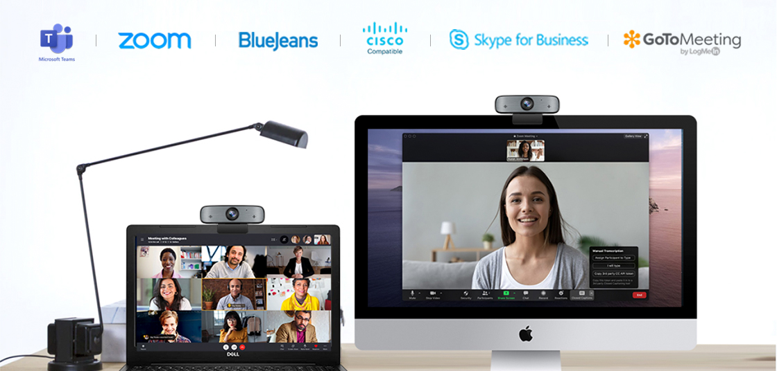 Webcams High Compatibility with Softwares and Operating Systems