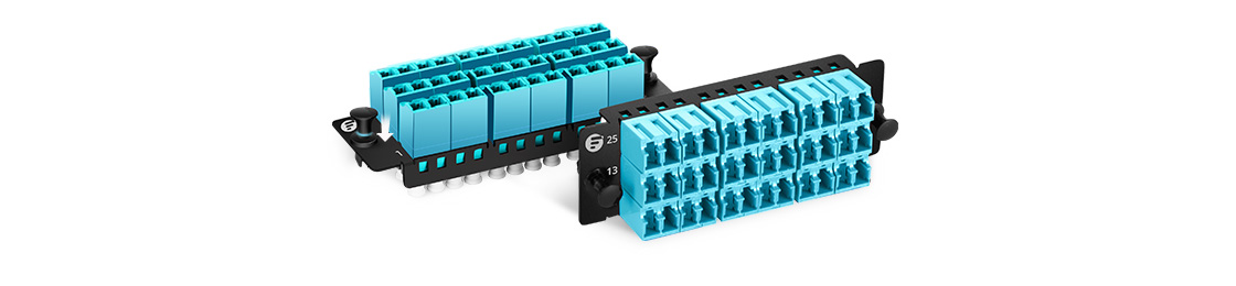 Fibre Optic Panels Provide Quick Connection and Deployment