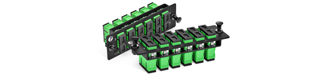 Fiber Optic Panels Provide Quick Connection and Deployment