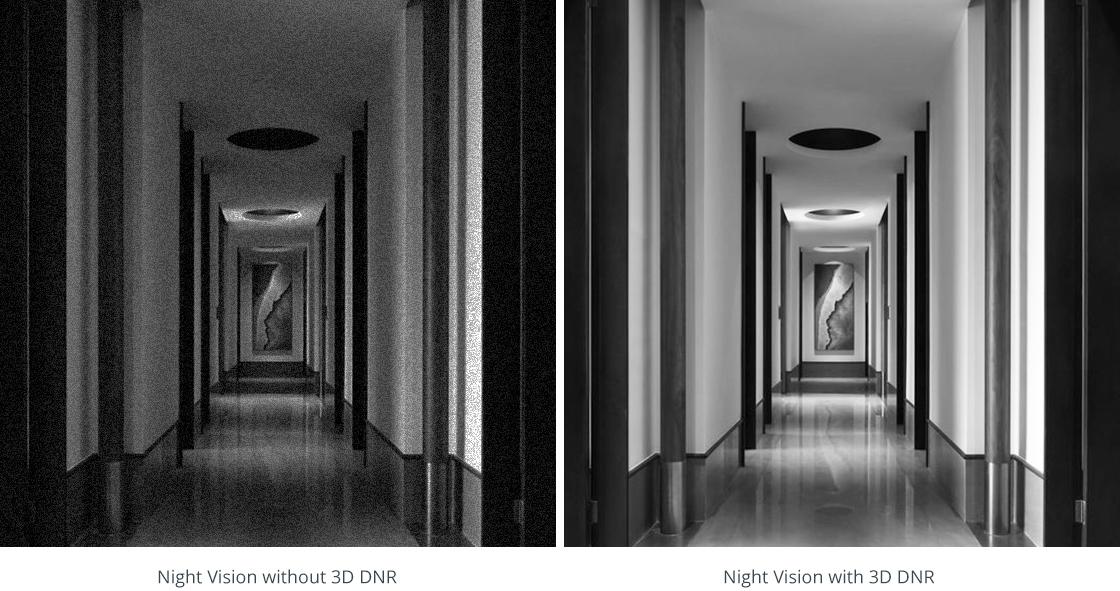 Cámaras CCTV Monitoreo continuo las 24 horas con visión nocturna