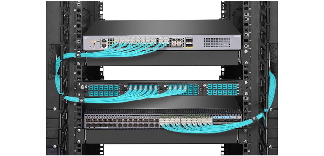 Gepanzerte Patchkabel Carrier-Grade-Kabel mit garantierter Qualität