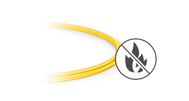 MTP®/MPO  Trunk Cables <br>Plenum (OFNP) Rated Outer Jacket