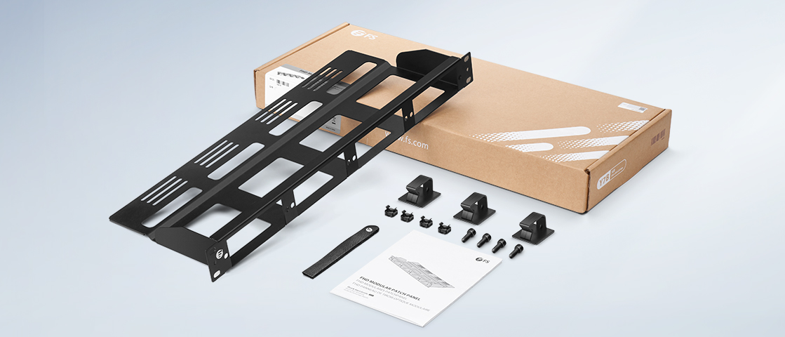 Modular Enclosures Required Accessories Included for Quick Installation
