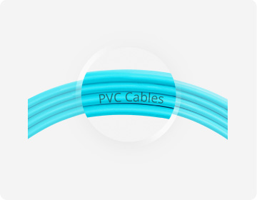 Customised Fibre Cables <br>PVC Jacket