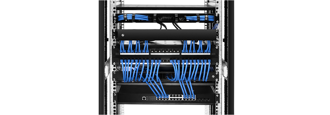 Horizontal Cable Managers An innovative solution for Cable Management