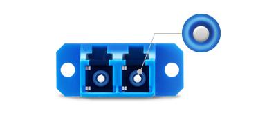 Fiber Adapters/Couplers <br>Zirconia Ceramic Sleeve
