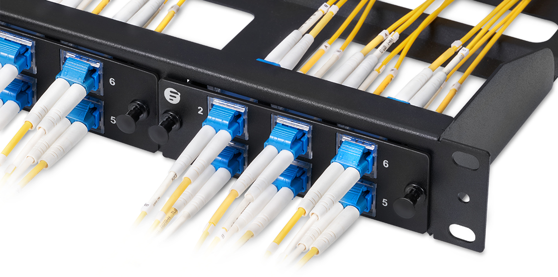 Fiber Adapters/Couplers Extending Fiber Connection with Adapters