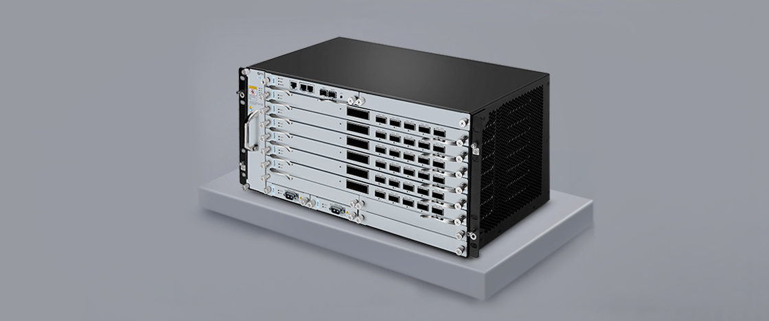 Chassis & Accessories Highly Integrated Compact 5U Platform