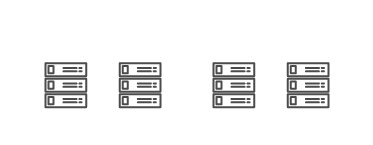 100G Switches <br>Multi-tenant Hosting