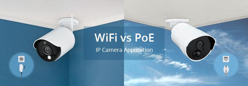 PoE vs WiFi