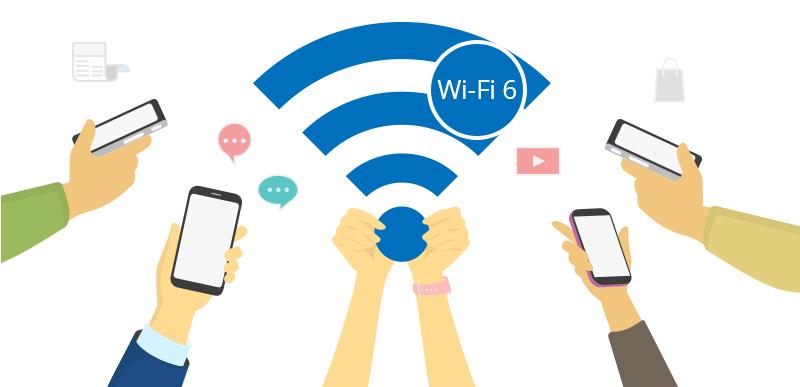 Wi-Fi 6 Coverage