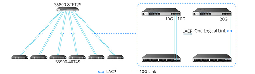 FS S3900 Switch LACP Application.png