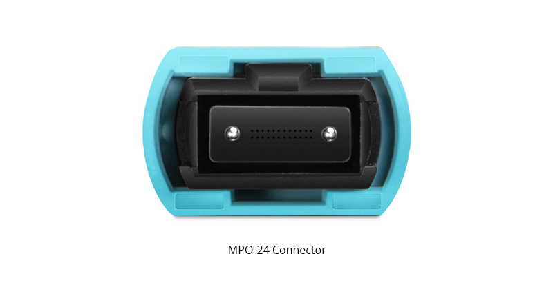 Figure 1: MPO-24 Connector