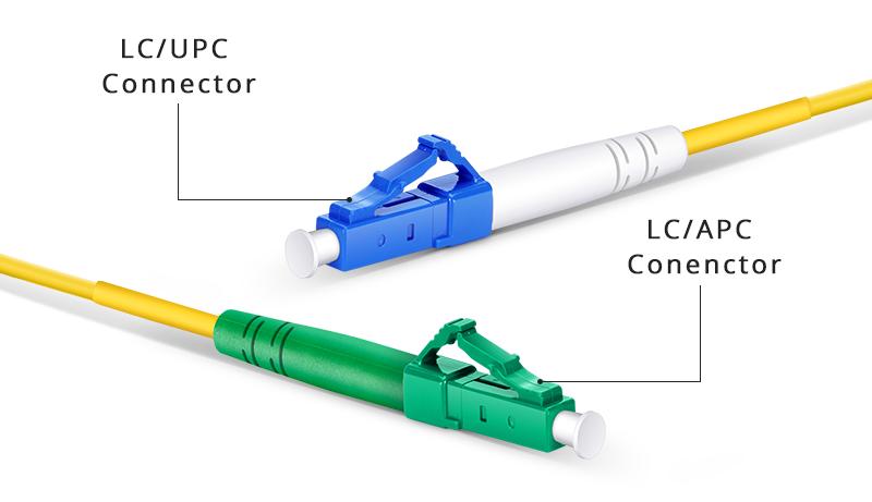 LC/UPC VS LC/APC