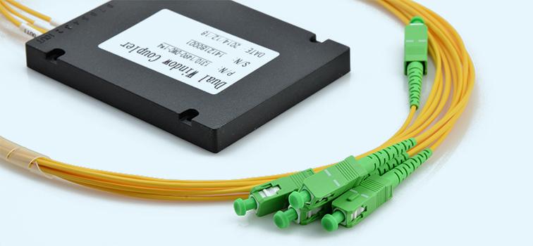 1x4-Fiber-PLC-Splitter
