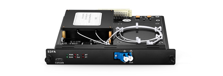 Erbium-Doped-Fiber-Amplifier