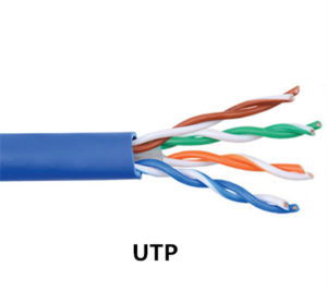 UTP cat6a cable