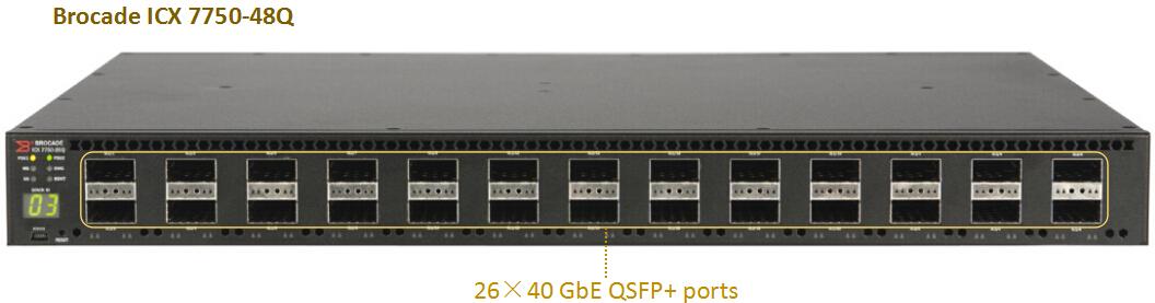 Brocade ICX 7750-26Q