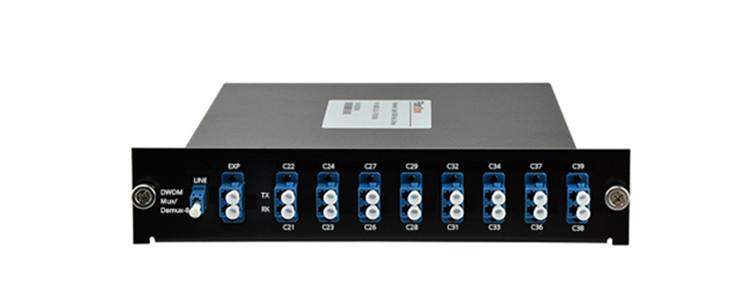 signle-fiber DWDM MUX/DEMUX