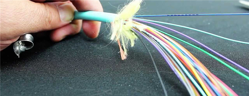 tight-buffered distribution fiber optic cable