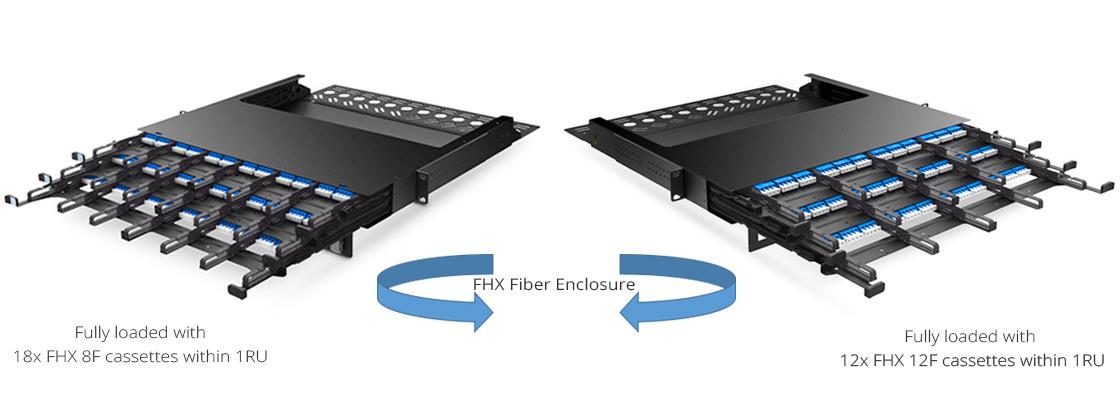 8-fiber cassette vs 12-fiber cassette