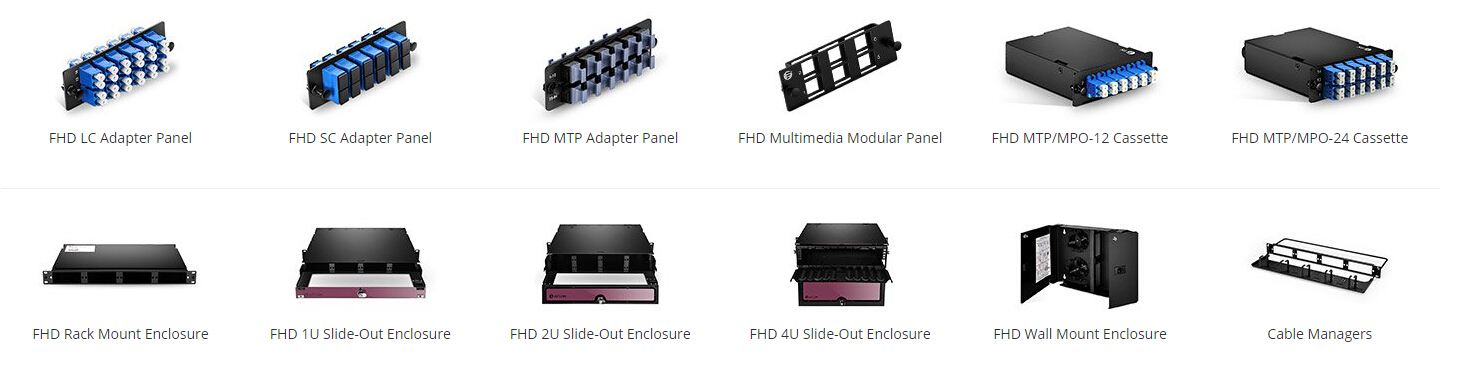 FHD-fiber-adapter-panl-mtp-cassette-fiber-enclosure