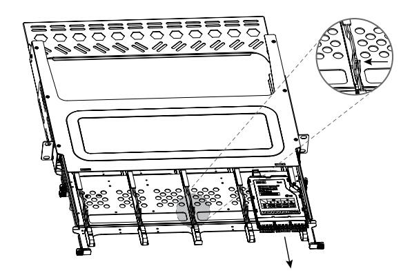 install mtp-lc cassette module